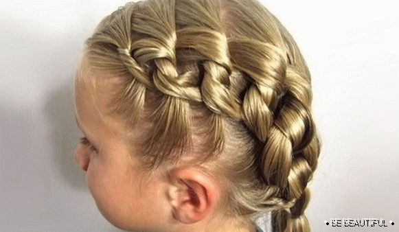 Pigtail of knots