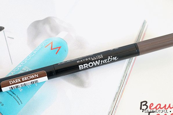 Satin Brow by Mebilin